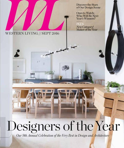 Western Living BC September2016 By NextHome