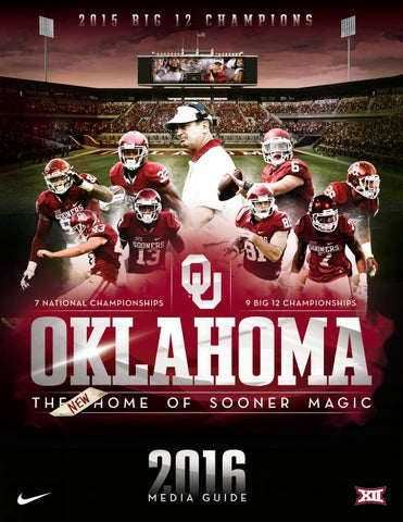 3e04cf9dd9c WELCOME FROM COACH BOB STOOPS As the landscape of college football changes,  one pillar remains a constant — the championship football tradition at the  ...