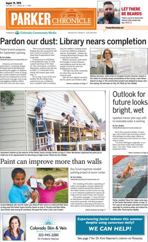 Parker Chronicle 0819 By Colorado Community Media Issuu