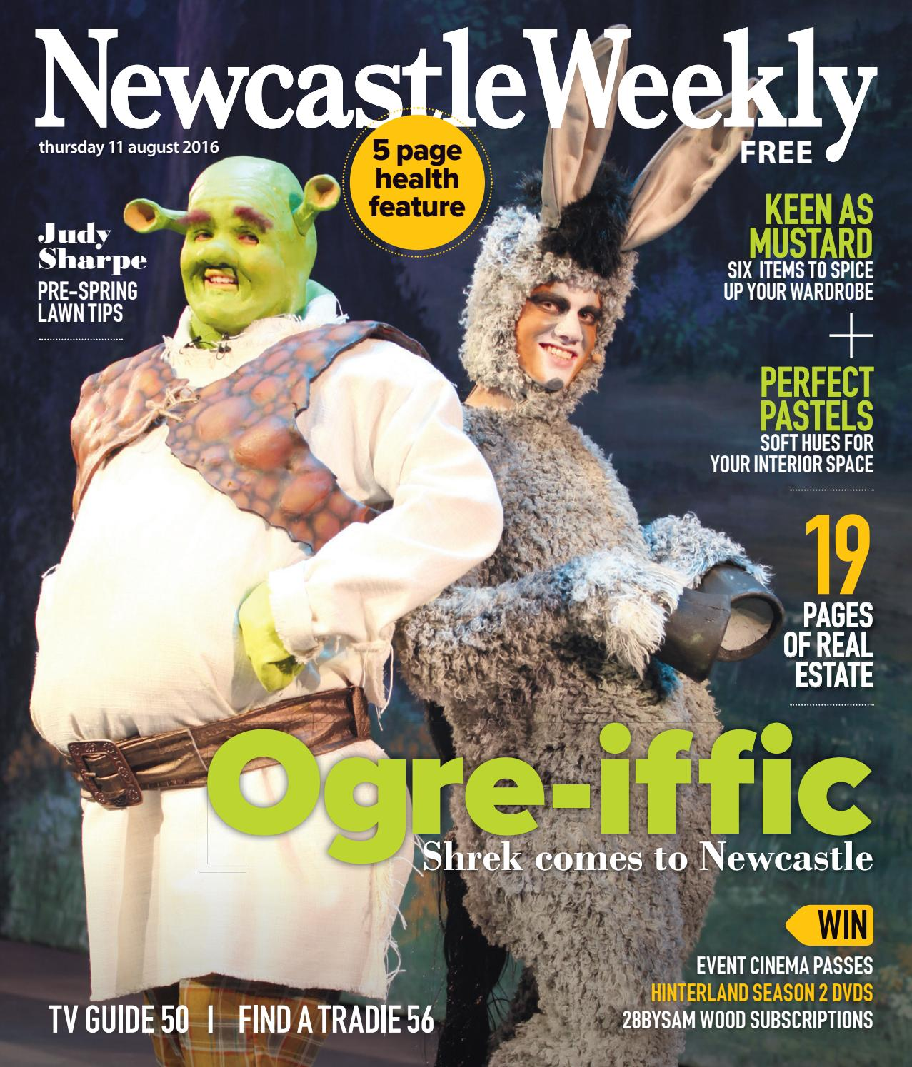 11 August 2016 by Newcastle Weekly Magazine - issuu