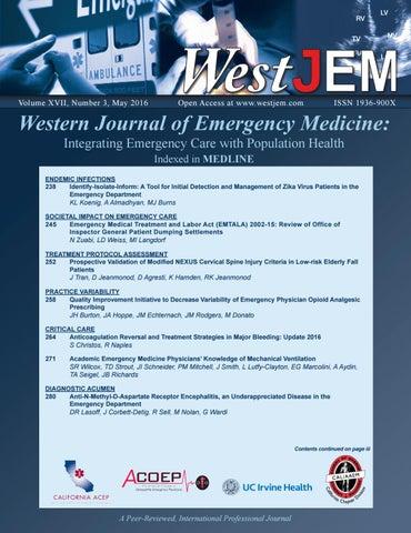 Volume 17 issue 3 by western journal of emergency medicine issuu page 1 fandeluxe Gallery