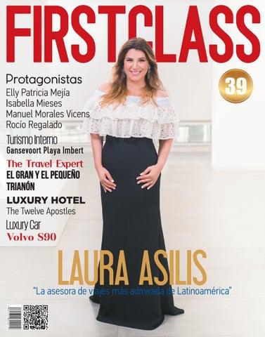 f75bb2fc24 Revista First Class Edición No. 39 by Revista First Class - issuu