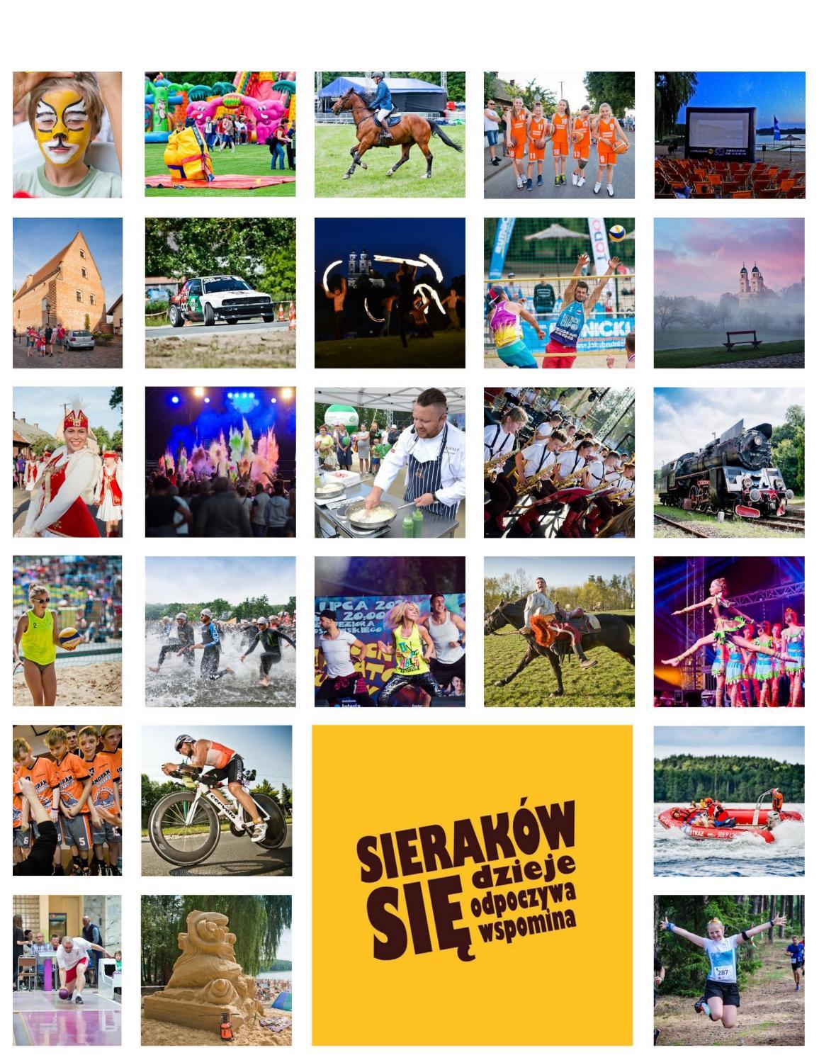 Sieraków Na Weekend By Gminasierakow Issuu