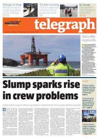 Nautilus Telegraph September 2016 by Redactive Media Group   issuu