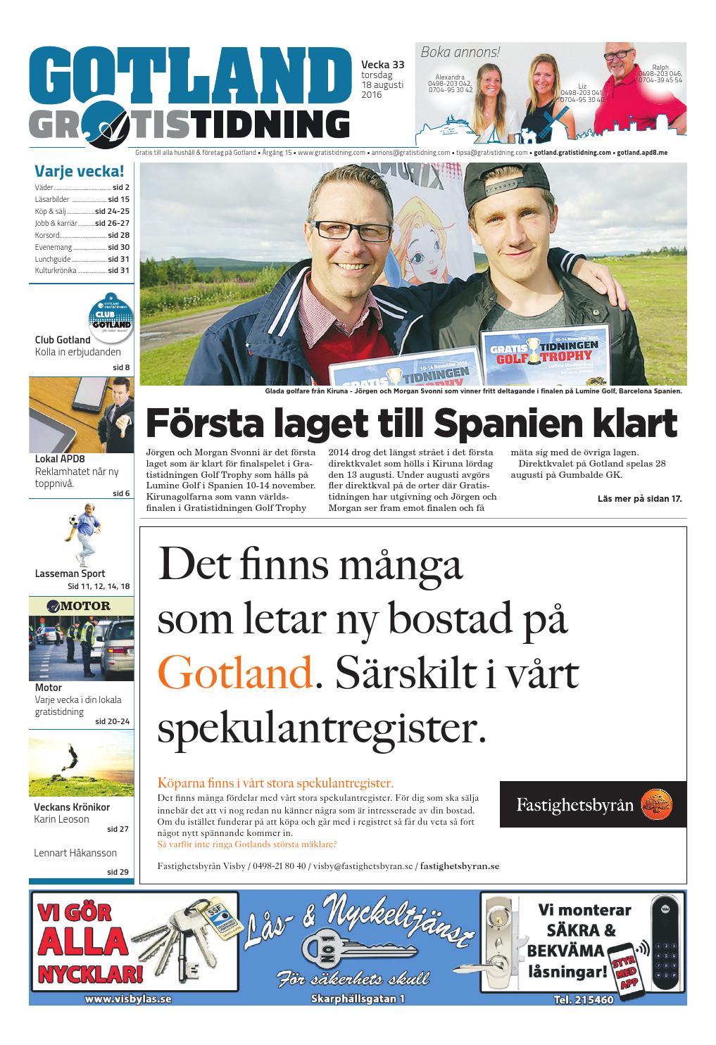 Lars Sderberg, Vskinde Roklunds 141, Visby   satisfaction-survey.net