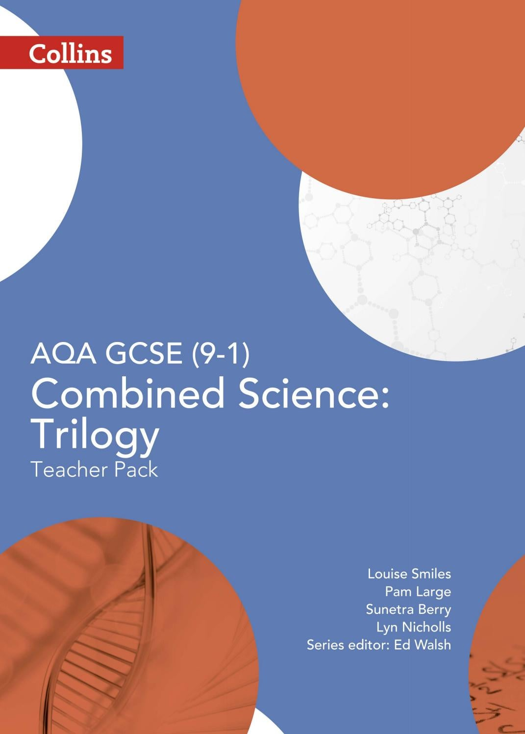 AQA GCSE (9-1) Combined Science: Trilogy -Teacher Pack by Collins ...