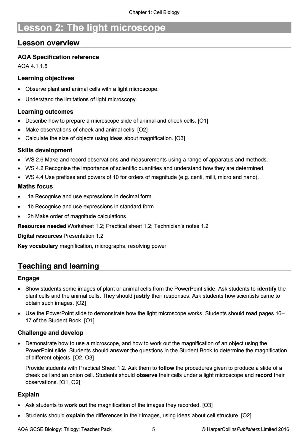 Aqa gcse 9 1 combined science trilogy teacher pack by collins aqa gcse 9 1 combined science trilogy teacher pack by collins issuu falaconquin