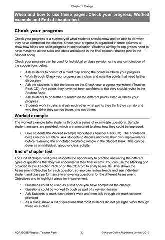 AQA GCSE (9-1) Physics Teacher Pack by Collins - issuu