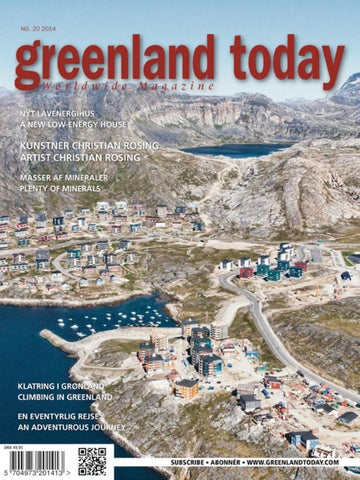 super popular c486c 56de2 greenland today No. 20 by greenland today - issuu