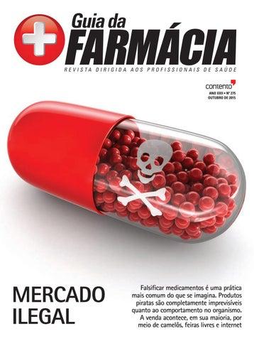 0fc931cd0 275 Out 15 - Mercado ilegal de medicamentos by Guia da Farmácia - issuu