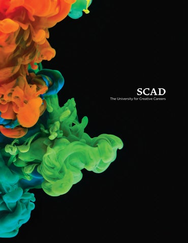 SCAD 2016-2017 academic catalog by SCAD - issuu