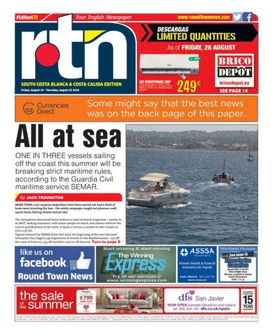 Rtn South Costa Blanca Costa Calida Edition879 By Round
