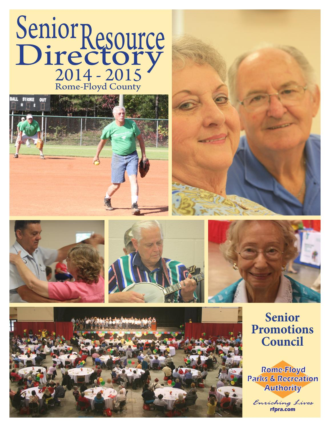 Good shepherd funeral home rome ga - Senior Resource Directory 2014 By Rome Floyd Parks And Recreation Issuu