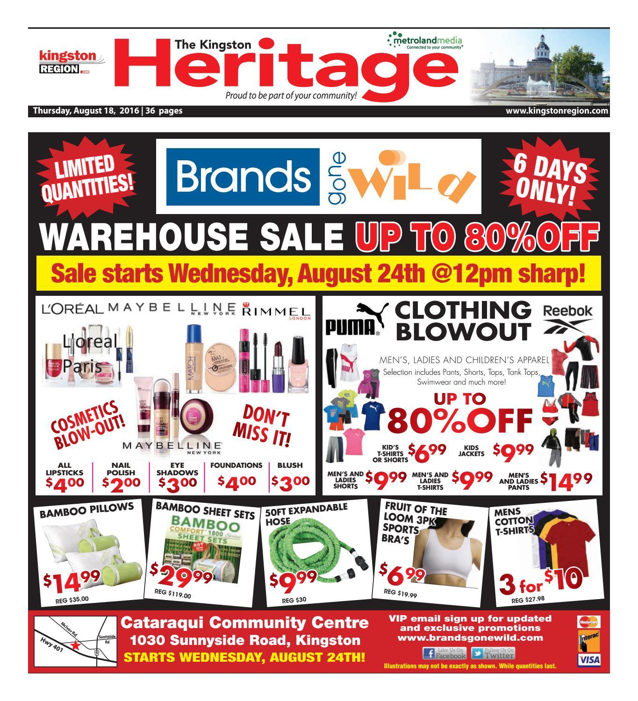 21e7bbb05e5 Kingston 081816 by Metroland East - Kingston Heritage   Real Estate ...