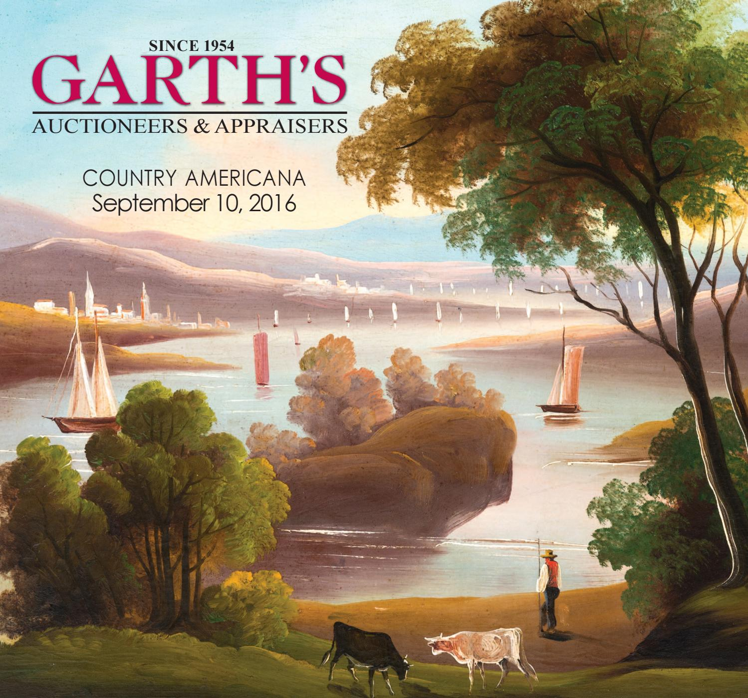 Garth S Country Americana Auction Catalog September 10 2016 By Garth S Auctions Issuu
