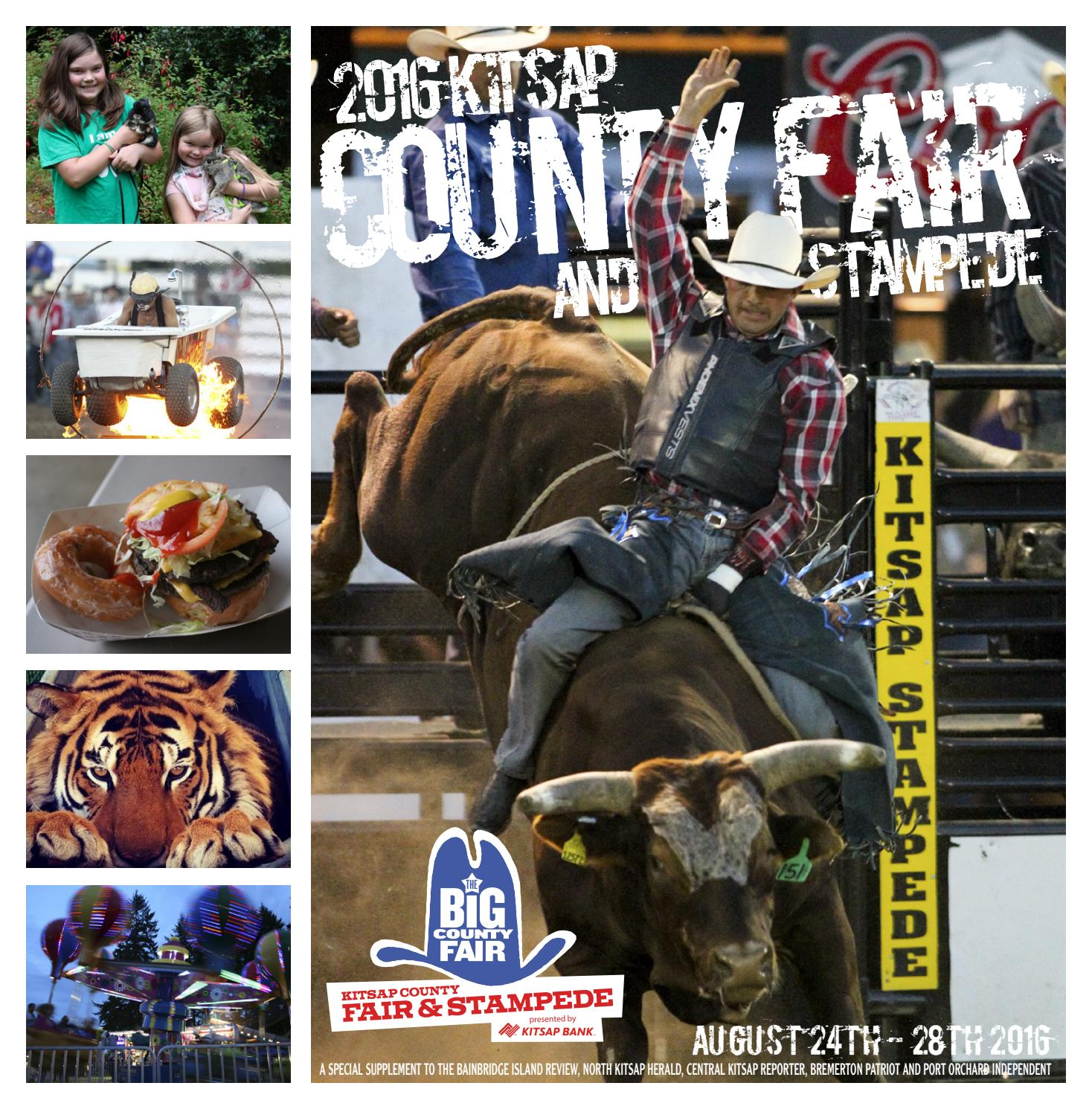 8d1cf7a736847 Festivals - 2016 Kitsap County Fair and Stampede by Sound Publishing - issuu
