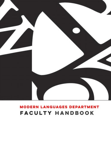Handbook Of Mld (2016) By Modern Languages Department/BMCC   Issuu