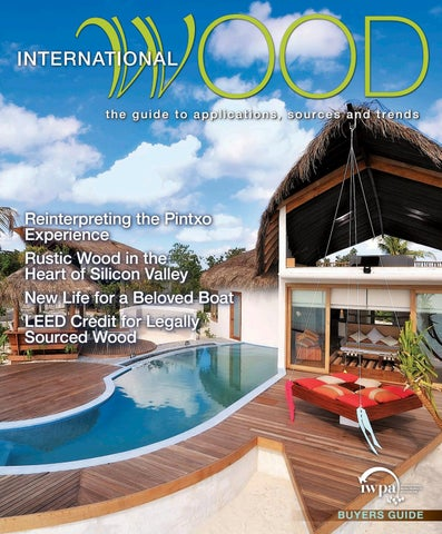 International Wood Magazine 2016 By Bedford Falls