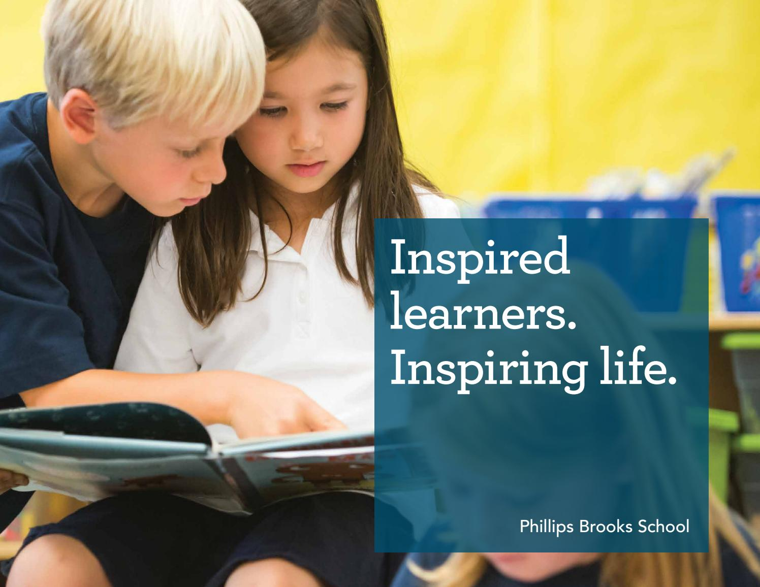 A school that inspires learning 41