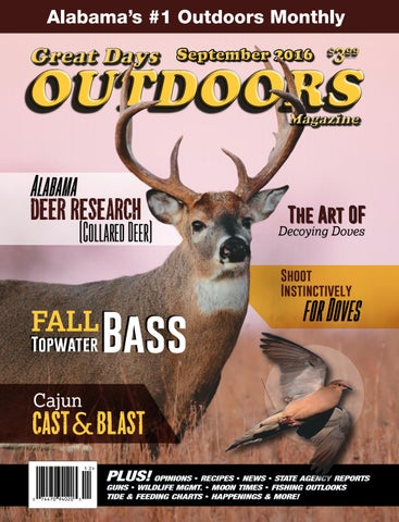 Great Days Outdoors - September 2016 by TrendSouth Media - issuu 5d51885068e3