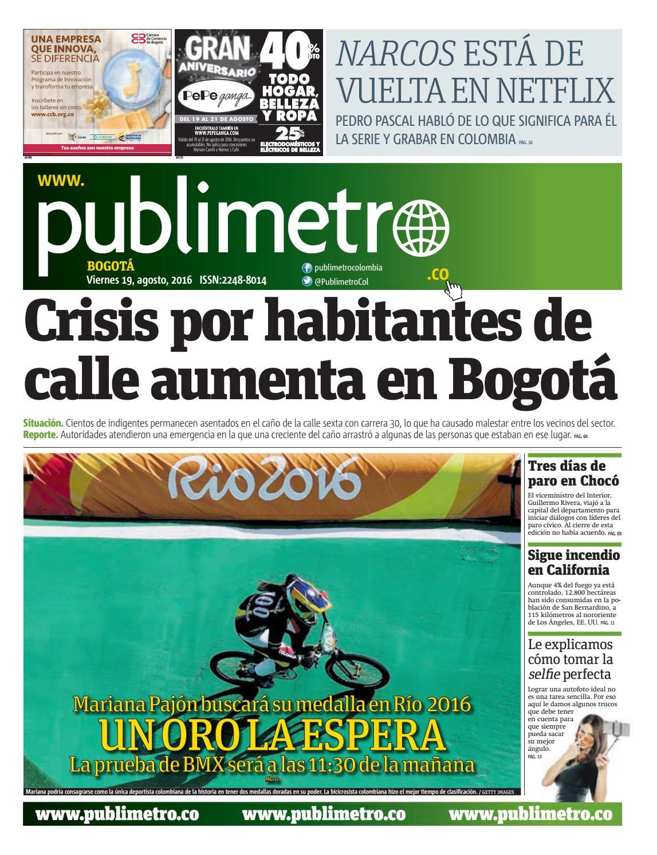 20160819 co bogota by Metro Colombia - issuu 52dfbc8fdd8