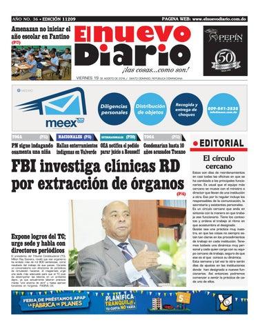 huge discount 56199 ff3e9 El Nuevo Diario by El Nuevo Diario - issuu
