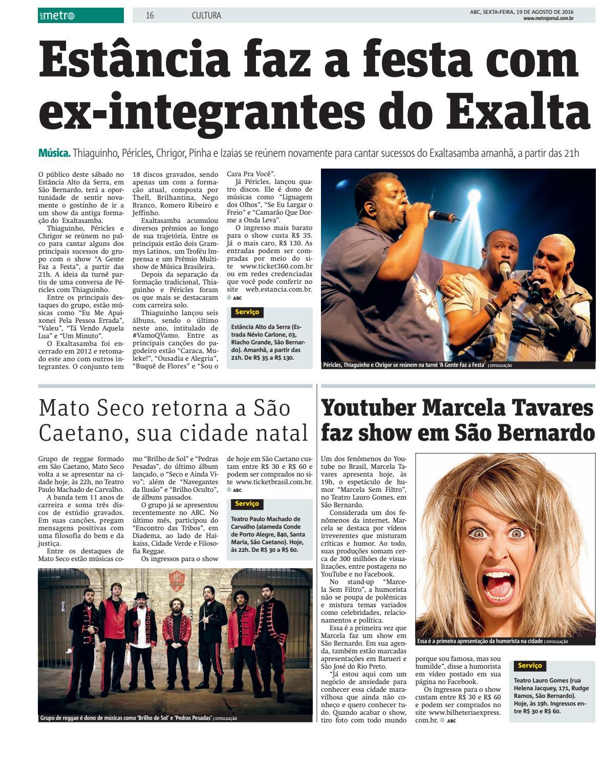 ME EXALTASAMBA ERRADA PESSOA DO BAIXAR PELA MUSICA APAIXONEI