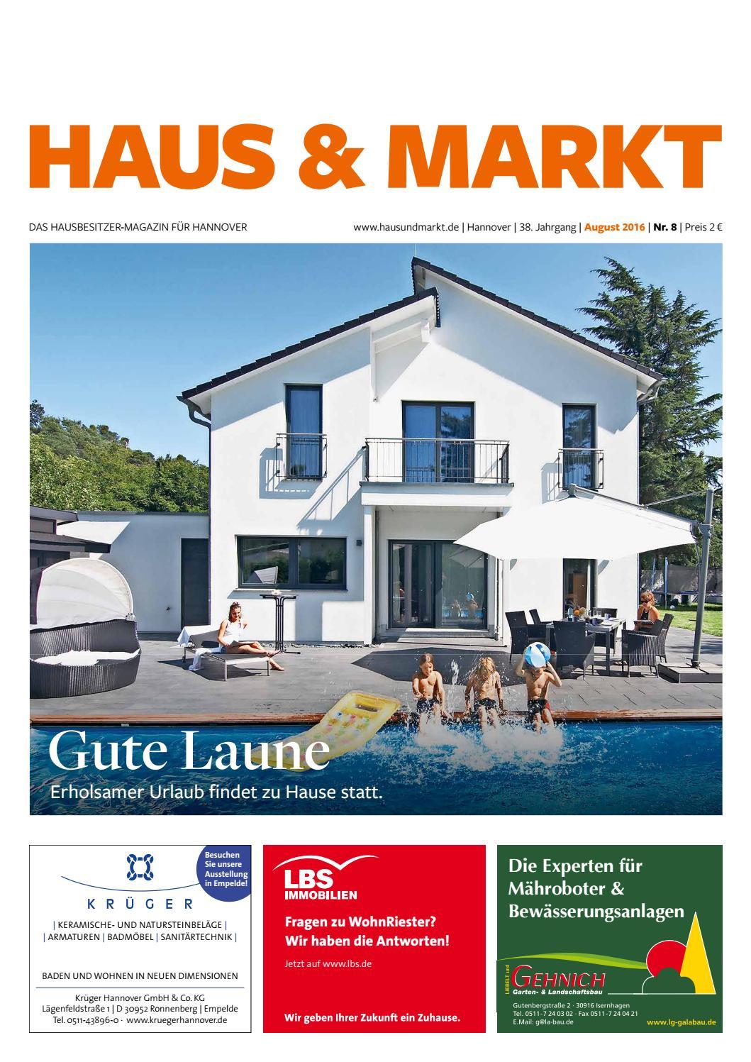 Haus und Markt 08 2016 by Schluetersche - issuu