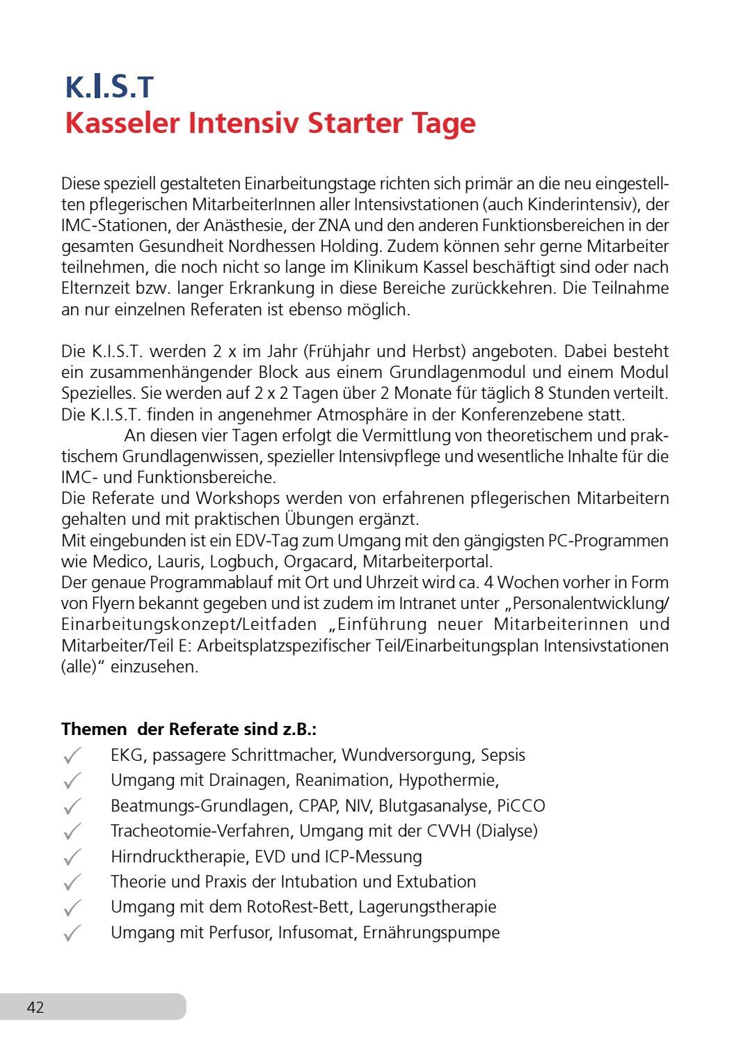 Programm Bildung & Personalentwicklung 2016 by Roberts Marken ...