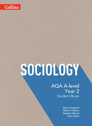 level sociology predictions 2014
