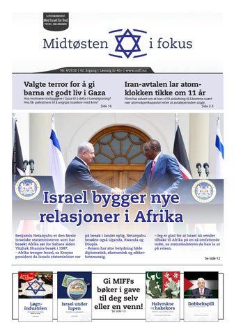 01eeddd1e 2016-04 Midtøsten i fokus by Med Israel for fred (MIFF) - issuu
