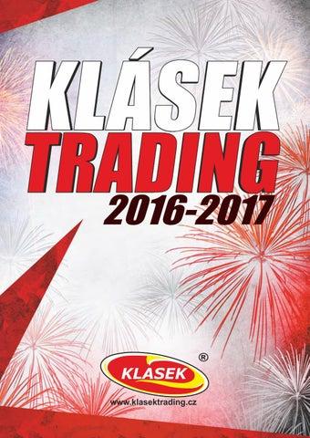 Katalog 2016 by Klasek - issuu 050384ec5a