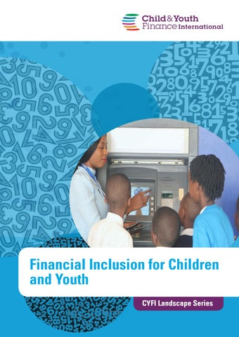2016 - Landscape Series: Financial Inclusion for Children