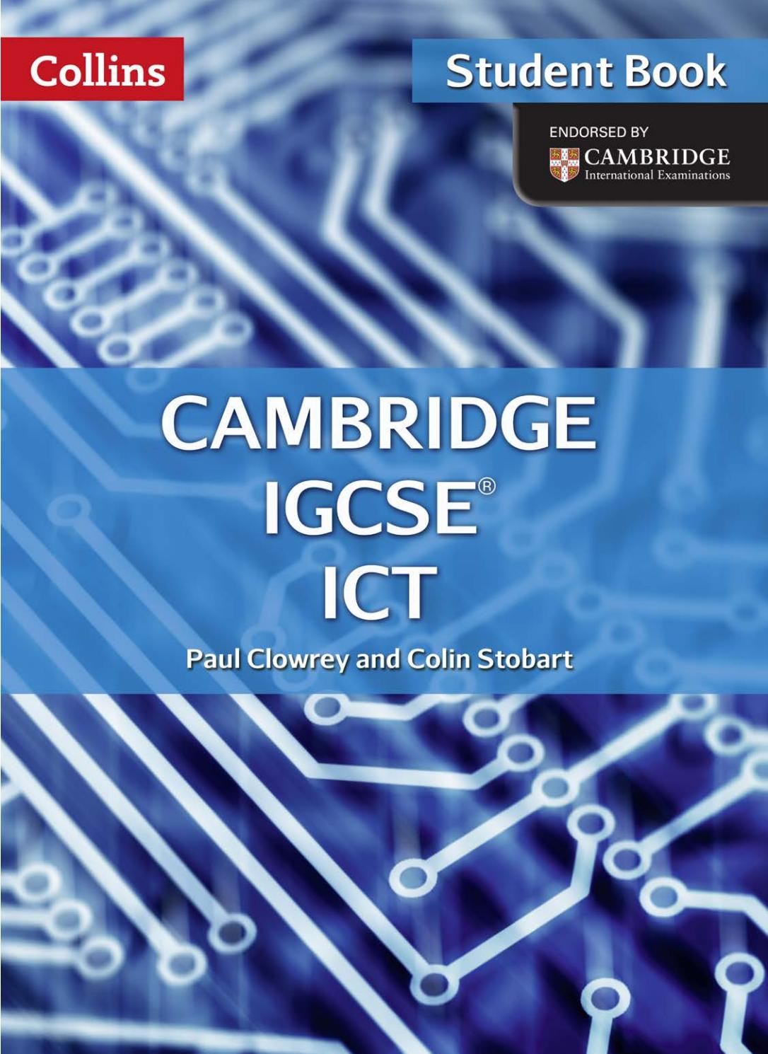 Cambridge IGCSE ICT Student Book by Collins - issuu
