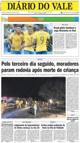 59095e315e 8116 diario do vale quinta feira 18 08 2016 by Diário do Vale - issuu