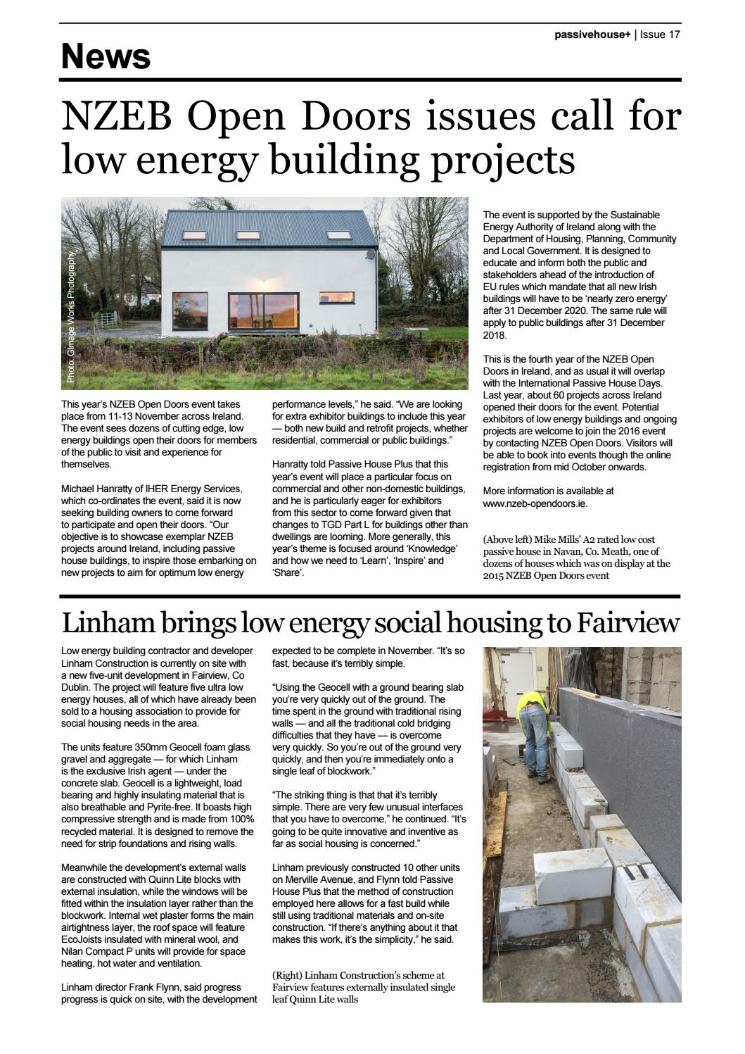 Passive house plus issue 17 (irish edition) by Passive House Plus ...