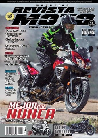 fdb6cfba Edición 152 Marzo by Revista Moto - issuu