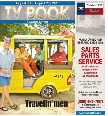 b877e49807d8 TV Book 8 21 16 by Temple Daily Telegram - issuu