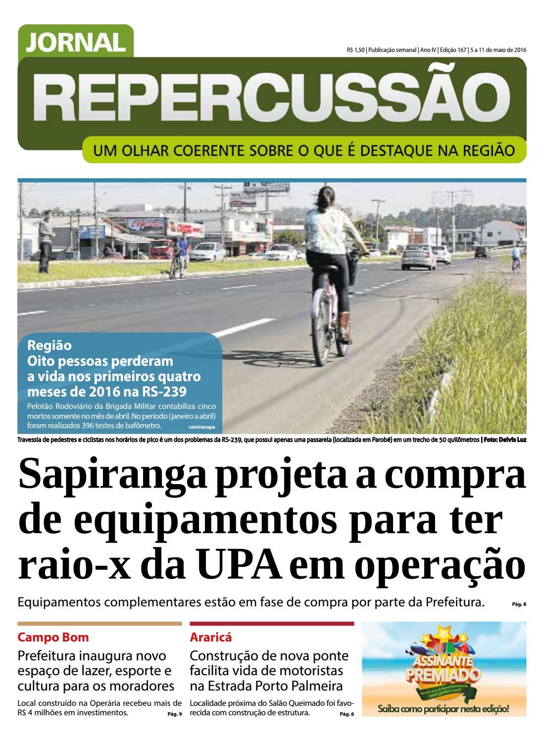bfcf77c8d Jornal Repercussão 167 by Jornal Repercussão - issuu
