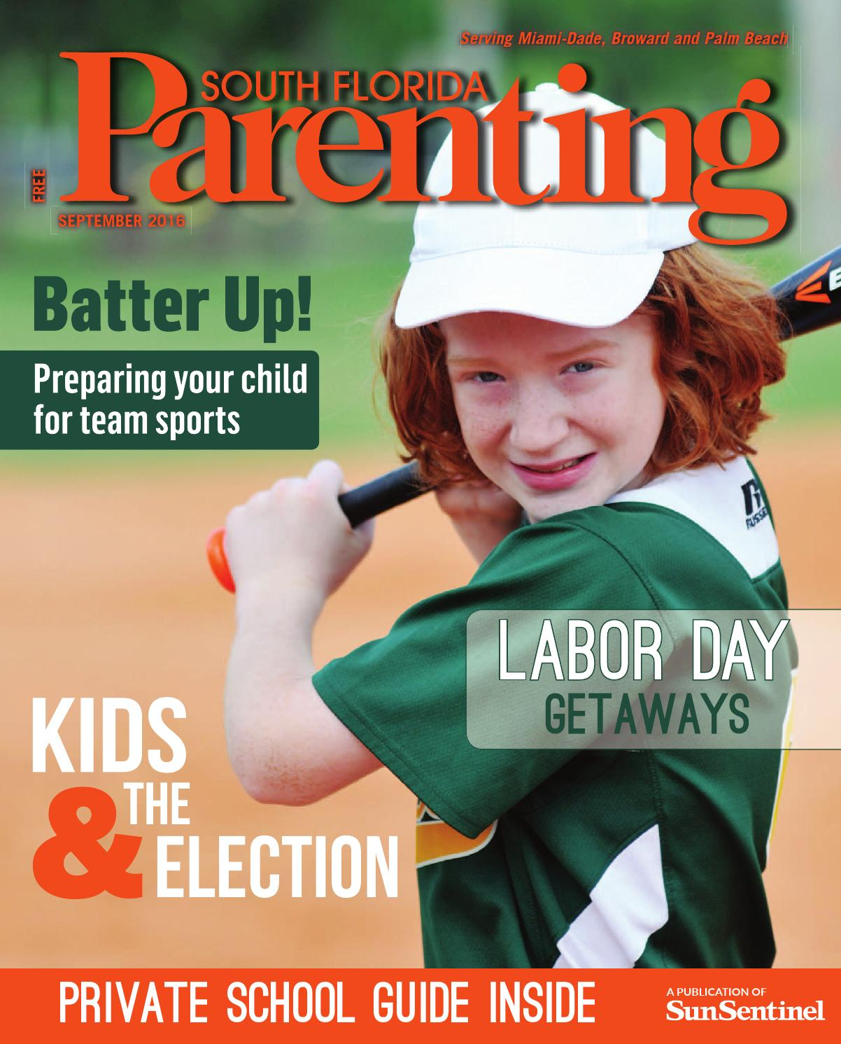 South Florida Parenting - September 2016 by Forum Publishing Group ...