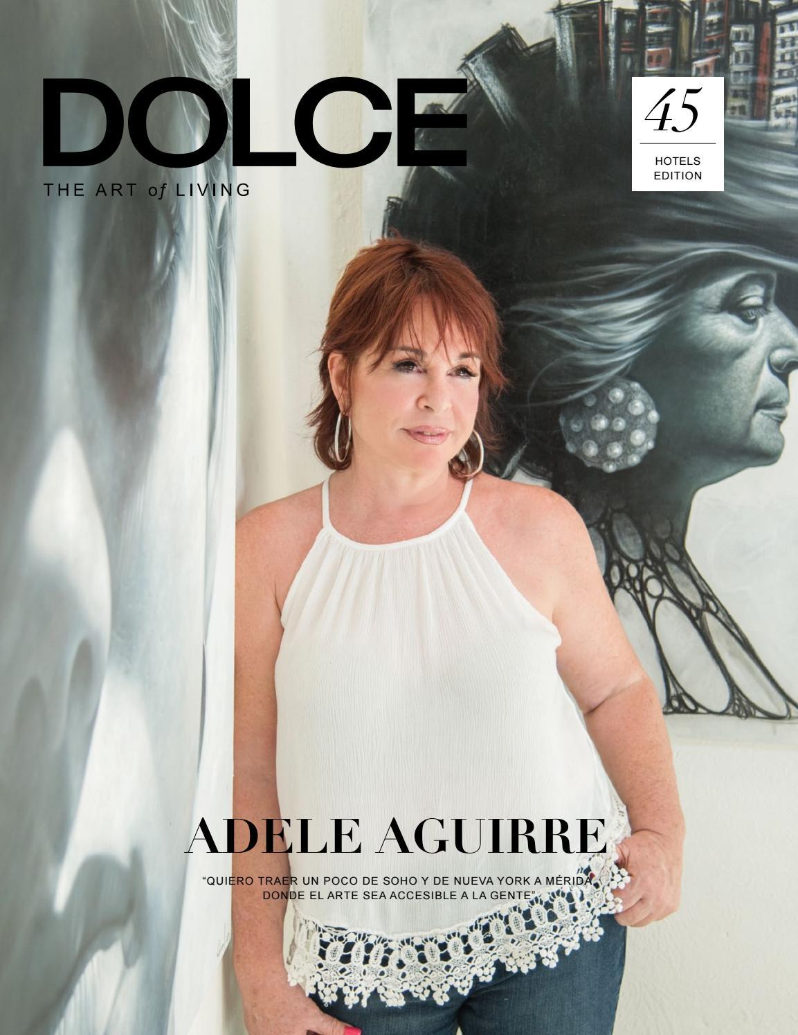 DOLCE Magazine No.45 / 2016 Hotels Edition - Personnalité: ADELE ...