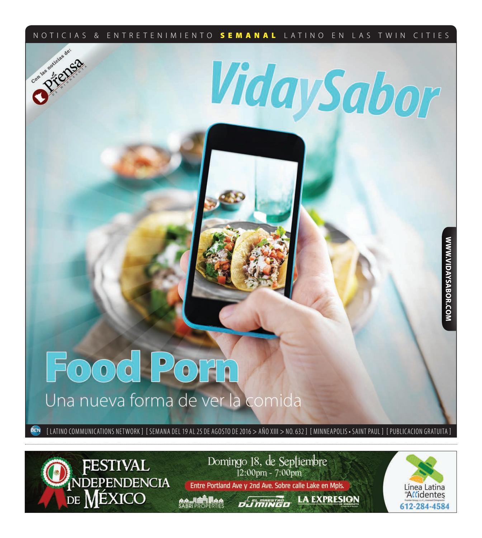Vida y Sabor 632 by Latino Communications Network LLC - issuu