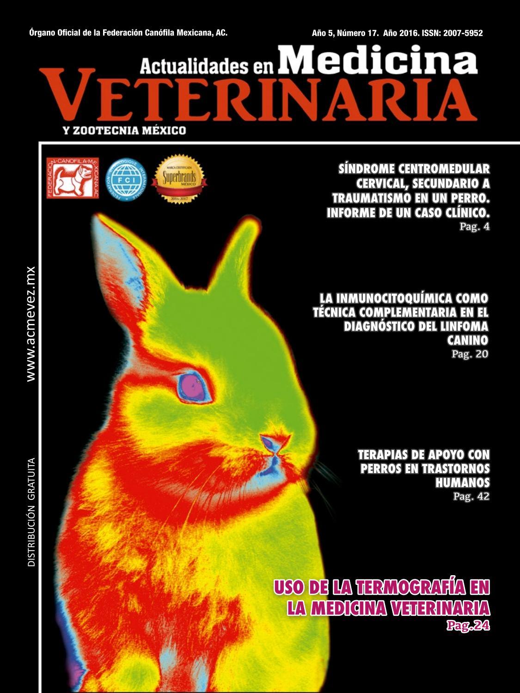Actualidades en Medicina Veterinaria y Zootecnia México by ...