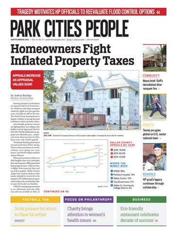 fb1be00e8bb Park Cities People – September 2016 by People Newspapers - issuu