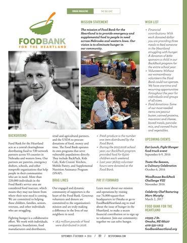 Food Network Magazine Mission Statement