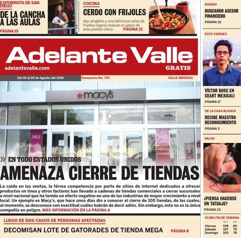 79ba8eaa2 Adelante 0819 2016 by ADELANTE VALLE - issuu