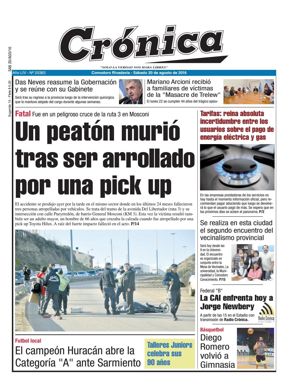082e59e385cc4c9284635371908fa95c by Diario Crónica - issuu