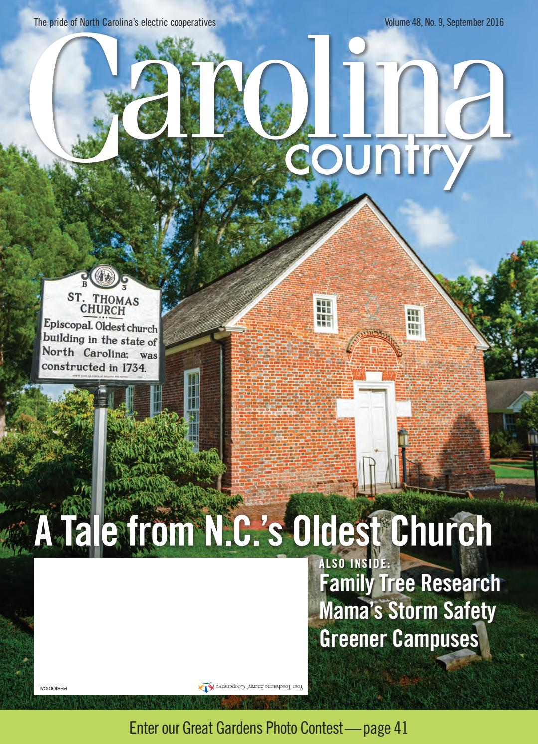 2016 09 sep by Carolina Country - issuu