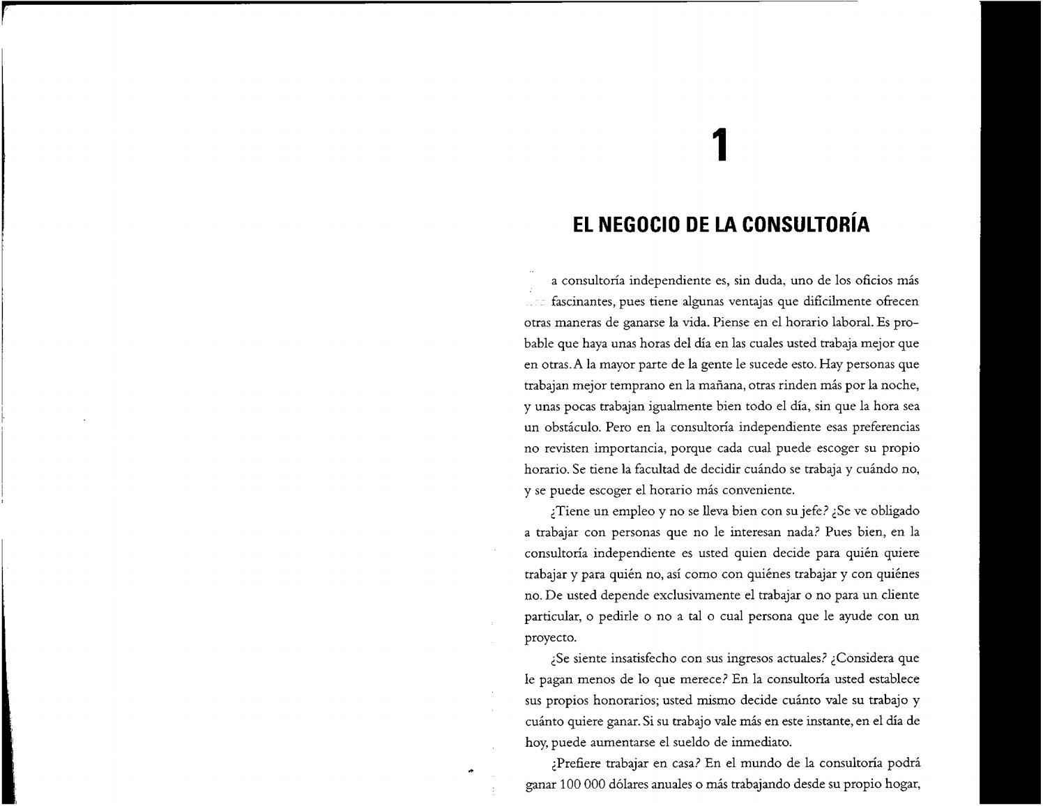 Comoserunconsultorexitoso by Robert Rojas - issuu