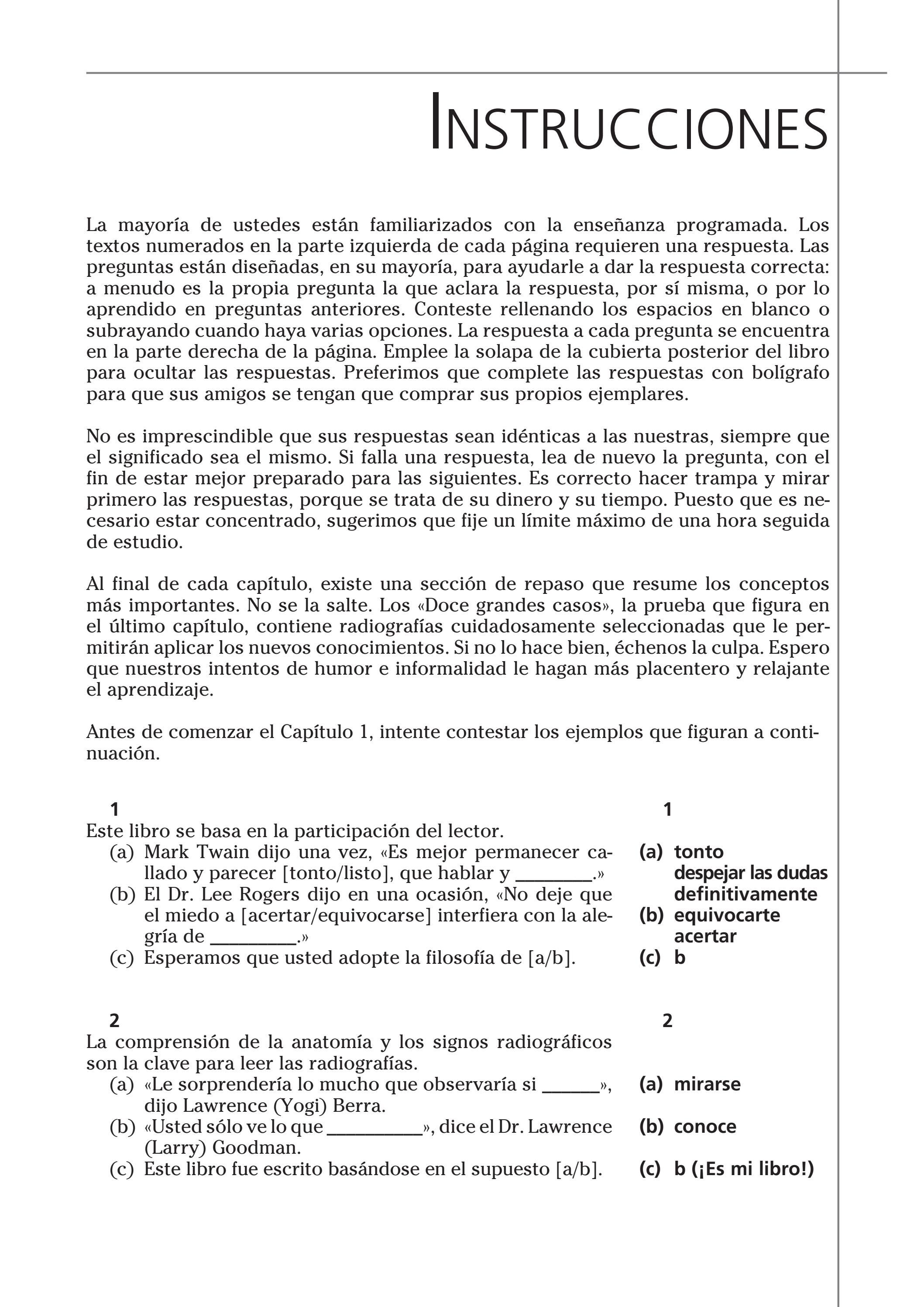Fantástico Anatomía Y Fisiología Capítulo 2 Preguntas De Repaso ...